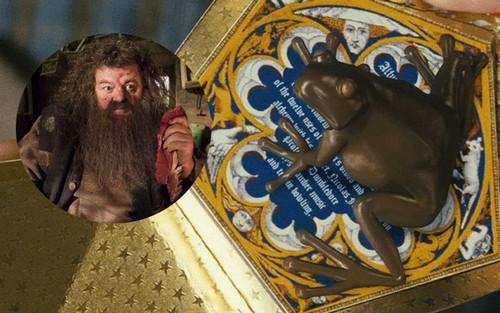 Khám phá những món ăn kinh dị và quái lạ trong thế giới phù thủy Harry Potter