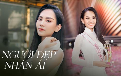 Người đẹp nhân ái Mai Phương: Tôi ngưỡng mộ trí tuệ của Lương Thùy Linh, sự thân thiện của chị H'Hen Niê
