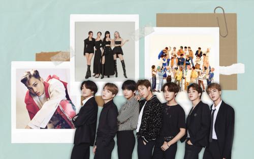 Đấu trường Kpop trên trên BXH World Album: Kai tham chiến, BlackPink và NCT chung 'số phận' vì BTS