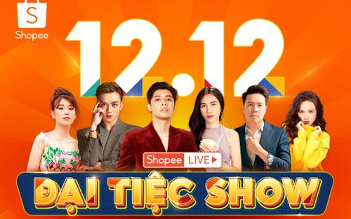 HOT: Thuỷ Tiên, Noo Phước Thịnh, Soobin cùng loạt sao đổ bộ Shopee Live mừng sinh nhật Shopee tròn 5 tuổi