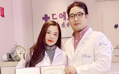 Cô gái 9x - Lee Jihye, xinh đẹp và tài năng