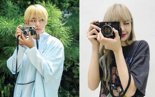 4 idol Kpop sở hữu tài năng nhiếp ảnh hiếm có khó tìm: BTS, BlackPink, Red Velvet đều có mặt