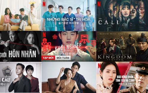 11 phim Hàn hot nhất trên Netflix ở Việt Nam 2020: Từ 'Hạ cánh nơi anh' đến 'Điên thì có sao'!