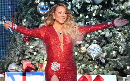 'All I Want for Christmas Is You' chính thức trở lại top 1 trong bảng xếp hạng âm nhạc Mỹ