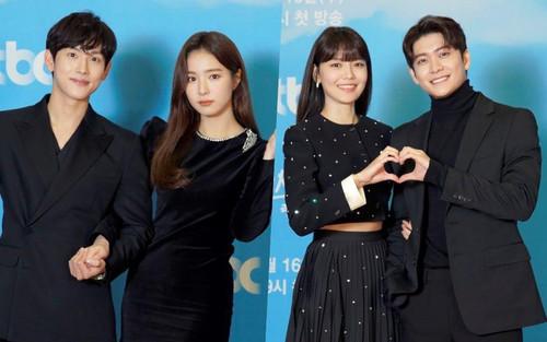 Họp báo 'Run On': Im Siwan 'xinh hơn' Shin Se Kyung và Sooyoung (SNSD)