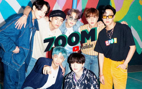BTS đánh bại thành tích của PSY, mang về kỷ lục mới về lượt xem cho MV 'Dynamite'