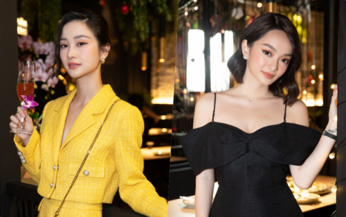 Jun Vũ đọ dáng 'bất phân thắng bại' cùng Kaity Nguyễn, lên tiếng về việc 'cạnh tranh ngầm' trong showbiz