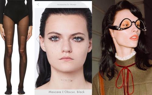 Gucci thích gây tranh cãi khi bán từ quần tất rách đến kính ngược với giá 'cắt cổ'