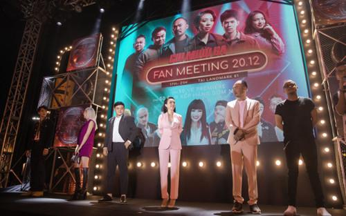 Fan Meeting 'Chị Mười Ba': Thu Trang trổ tài bắn rap, tổ chức Rap Battle cho fan với giải thưởng khủng