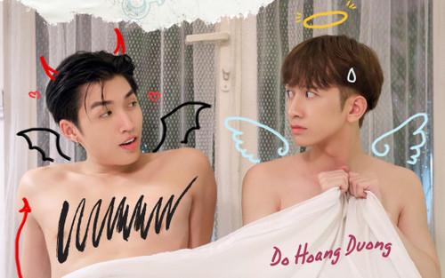 Web-drama đam mỹ của Đỗ Hoàng Dương - Cody tung poster: Chưa gì đã lộ cảnh giường chiếu đầy táo bạo!