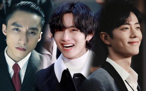 Kết quả '100 người đẹp trai nhất thế giới 2020': Sơn Tùng M-TP vinh danh, Tiêu Chiến - V (BTS) đứng đầu