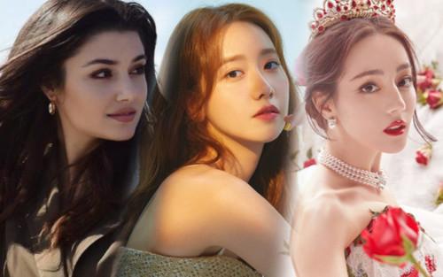 100 nữ nhân đẹp nhất thế giới 2020: Địch Lệ Nhiệt Ba là diễn viên Hoa ngữ duy nhất, Yoona đứng top 4