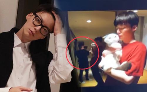 Xuất hiện người đàn ông ở nhà Ahn Jae Hyun sau khi ly hôn: Từng ôm ấp ngủ qua đêm!