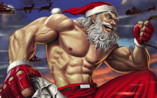 Ông già Noel trong vũ trụ Marvel vốn là 1 dị nhân siêu mạnh?