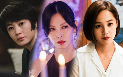 6 ứng cử viên cho giải Daesang của 'SBS Drama Awards 2020': Knet chọn Kim So Yeon (Penthouse)!