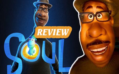 Review 'Soul': Phút chiêm nghiệm sâu sắc về ý nghĩa cuộc đời