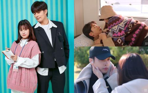 Teaser 'Siêu sao mờ ám': Hoàng Yến Chibi hồn nhiên nựng má 'nam thần' Sung Hoon khiến fan ghen tị