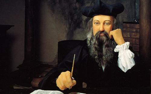 Lời tiên tri đáng sợ của Nostradamus cho năm 2021