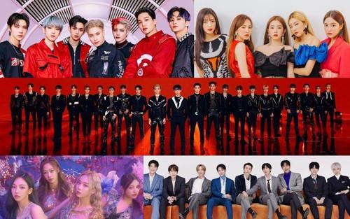 'Nối gót' Big Hit, SM tổ chức tiệc chào năm mới với dàn nghệ sĩ khủng