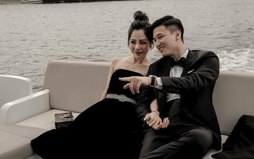 Huỳnh Anh đáp trả gay gắt khi bạn gái bị chê kém sắc: Soi lại cái nết của mình trước đi