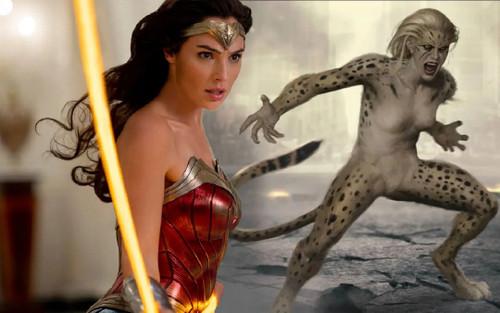 Vũ trụ DC: Tốc độ của Cheetah và Wonder Woman nhanh đến đâu? (P.2)