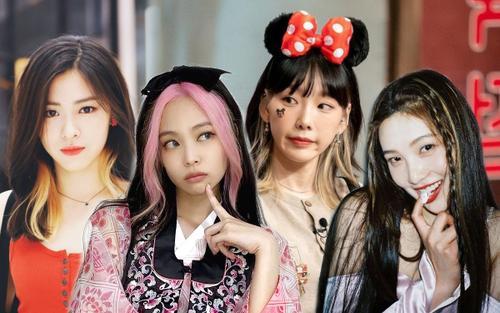 Những xu hướng nhuộm tóc nổi tiếng được idol Kpop lăng xê trong năm 2020