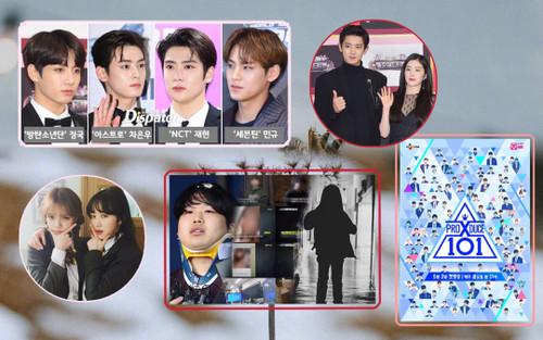8 scandal lớn Hàn Quốc trong năm 2020: Jungkook hay Chanyeol và Irene mới là tâm điểm?