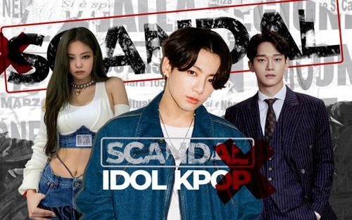 Những lùm xùm 'rúng động' của idol Kpop 2020: Từ 'phốt' thái độ, tình ái đến bắt nạt thành viên cùng nhóm
