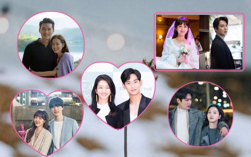 7 cặp đôi Kbiz được mong đợi Dispatch khui ngày 01/01: Son Ye Jin - Hyun Bin?