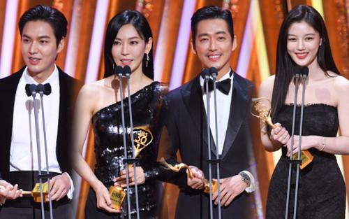 Kết quả SBS Drama Awards 2020: 'Penthouse' ẵm 9 cúp, Kim So Yeon vụt mất Daesang, Lee Min Ho thì sao?