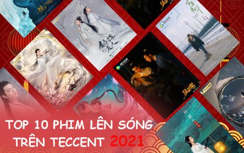 10 phim lên sóng trên Tencent 2021: Cuộc chiến của Dương Tử, Dương Mịch, Nhiệt Ba, Tiêu Chiến
