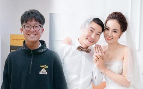 Công Lý tiết lộ quà cưới từ con trai, vợ cũ Thảo Vân không quên vào 'cà khịa'
