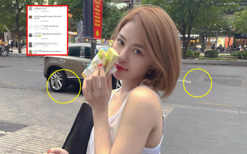 Bị vạch trần photoshop quá lố, hotgirl Trâm Anh phản ứng bất ngờ