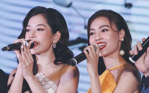 Lan Ngọc và Chi Pu xuất hiện trong một khung hình, dân mạng vui tính: 'Bức ảnh phát ra âm thanh'