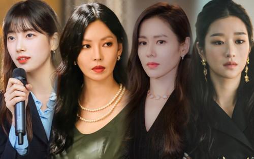 10 nữ diễn viên Hàn Quốc xuất sắc nhất 2020: Seo Ye Jin, Kim So Yeon hay Suzy mới đỉnh nhất?