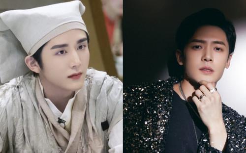 Trương Tân Thành ghép đôi cùng Phó Tân Bác trong phim đam mỹ mới?