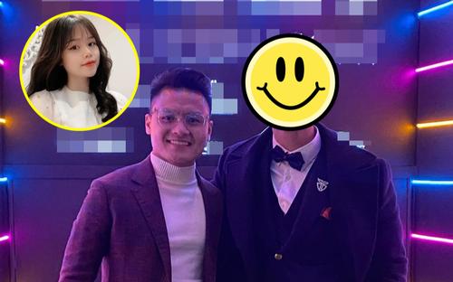 Huỳnh Anh đăng ảnh khoe gặp lại 'người yêu cũ' Quang Hải