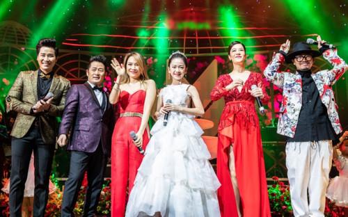 Minh Tâm 'The Voice Kids' hạnh phúc khi hợp ca cùng Mỹ Tâm - Bằng Kiều trong đêm nhạc chào xuân 2021