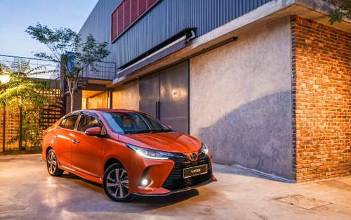 10 ô tô được người Việt mua nhiều nhất năm 2020