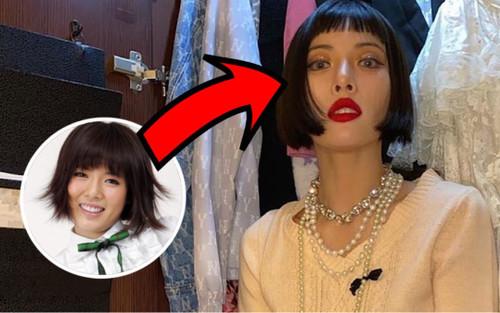 HyunA đổi kiểu tóc mới, gợi nhớ đến thời làm thành viên Wonder Girls