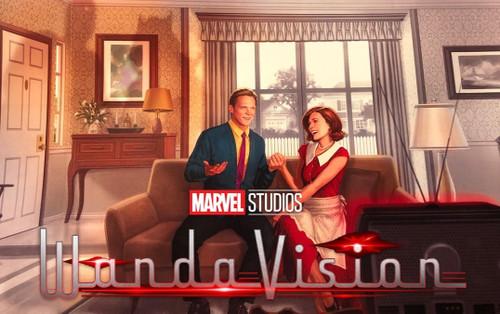 'WandaVision': Cặp đôi siêu anh hùng yêu nhau cực lố, phong cách sitcom vừa hài hước vừa rùng rợn