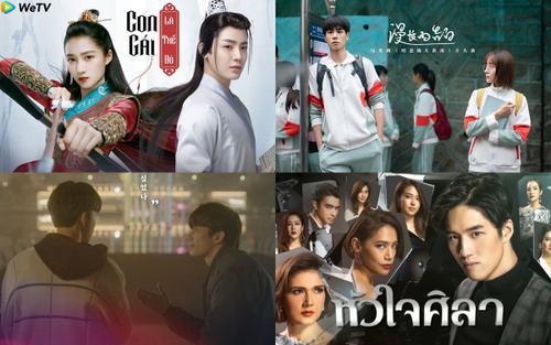 Điểm danh loạt phim châu Á ra mắt trên WeTV dịp Tết Nguyên Đán 2021