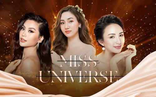 5 mỹ nhân khước từ cơ hội thi Miss Universe: Thanh Hằng gây tiếc nuối, Diễm Trang sợ thiếu thời gian