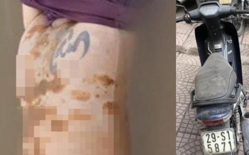 Công an truy tìm tung tích nam giới tử vong trên sông Hồng có hình xăm chữ 'Tâm'