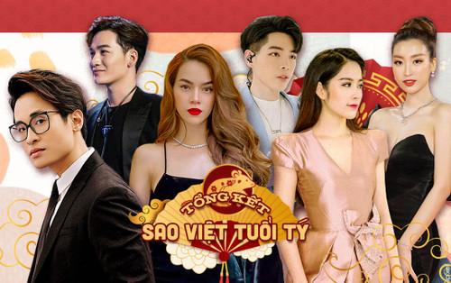 Sao Việt tuổi tý vượt khó thành công chào 2021: Hà Hồ đón tết sum vầy, Nam Em 'comeback' rạng rỡ