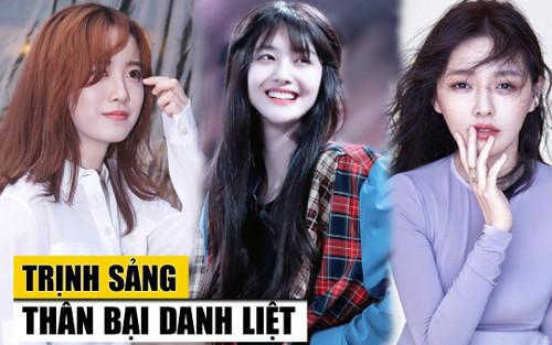3 nàng cỏ 'Vườn sao băng': Trịnh Sảng thân bại danh liệt, Goo Hye Sun tuột dốc không phanh vì hôn nhân