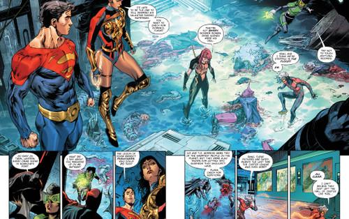 Legion of Doom mới - hội phản diện 'nhọ' nhất vũ trụ DC