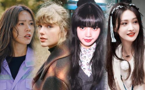 Tổng kết '100 sao nữ đẹp nhất thế giới 2020': Lisa đứng đầu, Nhiệt Ba - Trịnh Sảng lọt top 20
