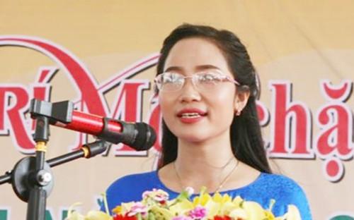 Nữ giám đốc dùng clip nhạy cảm tống tiền hiệu trưởng trường tiểu học ở Hải Dương