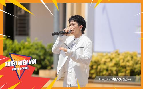 Gil Lê quay trở lại Thiếu Niên Nói 2021, vai trò mới toanh khiến fan bất ngờ